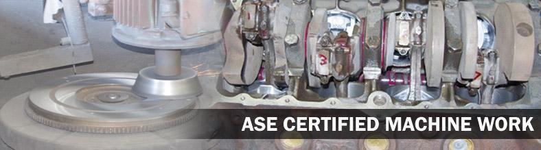 Custom Auto & Machine Repairs in CA