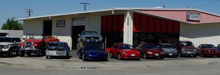 Lancaster CA Auto Shop