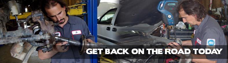 Auto Repairs in Lancaster, CA